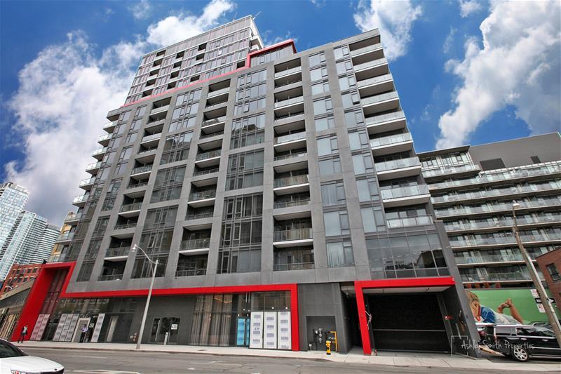 435 richmond st w fabrik condos ashley smith for 10 morrison street toronto floor plans